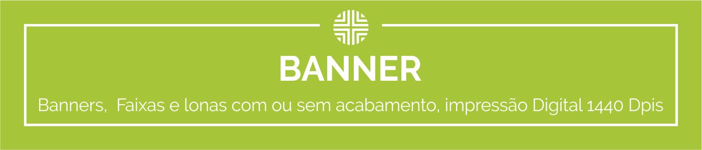 Banner Impressos Curitiba