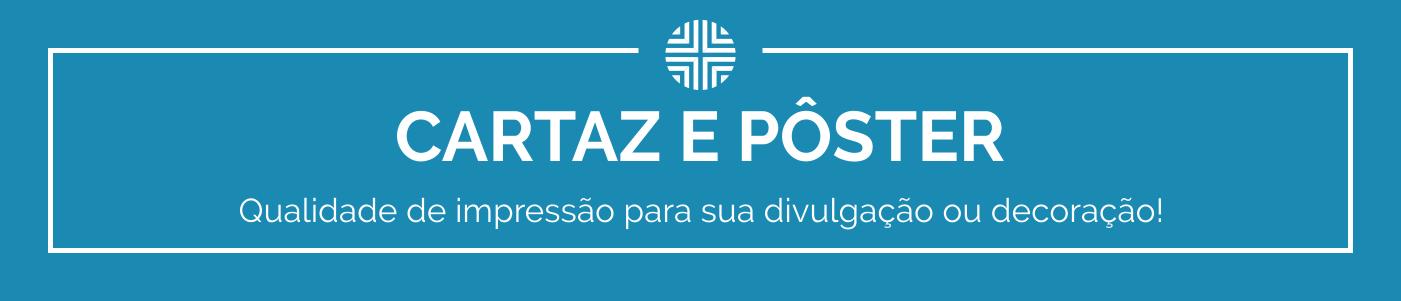 Cartaz e Poster Impressos Curitiba