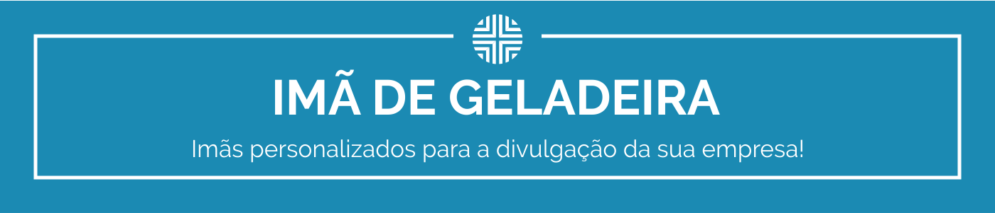 Imã de Geladeira Impressos Curitiba