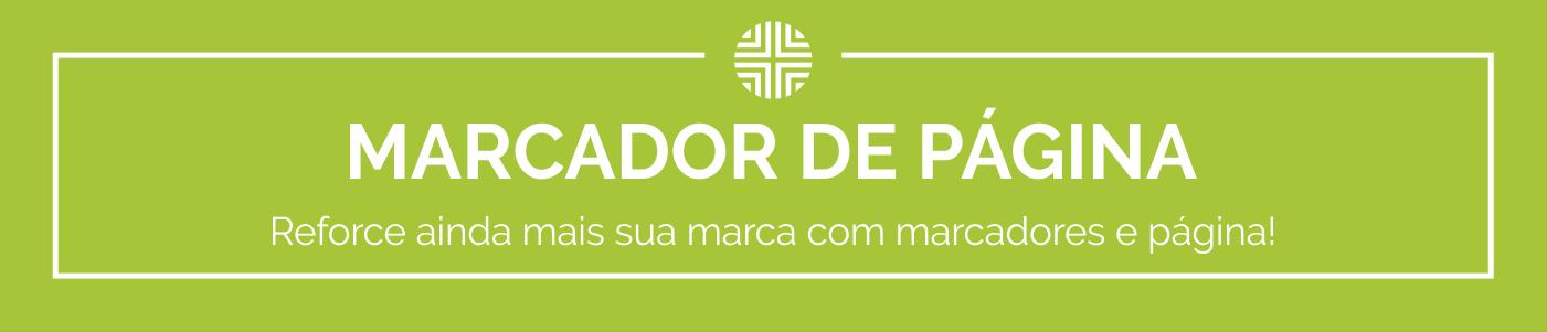 Marcadores de Página Impressos Curitiba