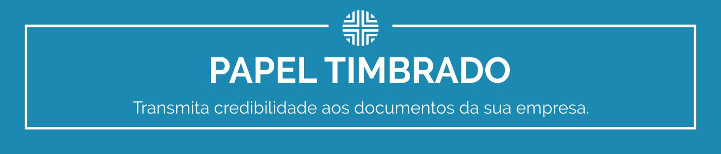 Papel Timbrado Impressos Curitiba