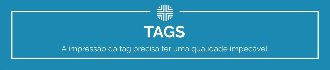 Tags Impressos Curitiba