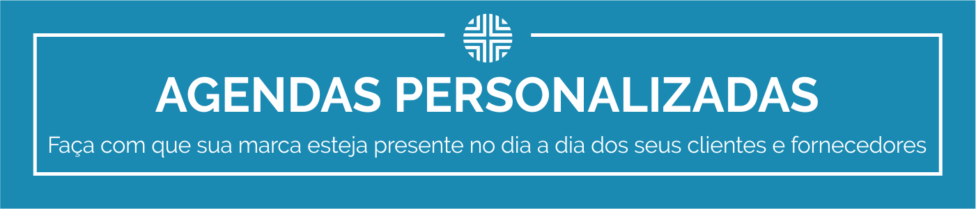 Banner agendas impressos curitiba
