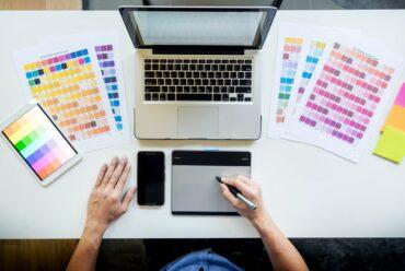 Usando as técnicas de design certas para redes sociais